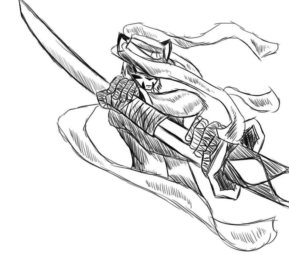 Ninja Gaiden Coloring Pages Coloring