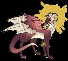 Dragon Lad [open - LOWERED IN PRICE] by AurumAurelius