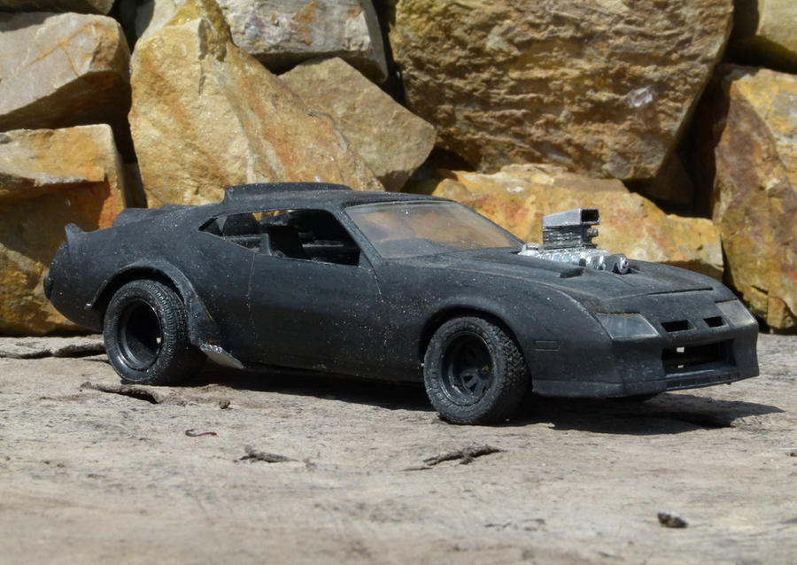 Mad Max S Car By Otherunicorn On Deviantart