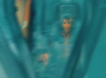 Frozen Princess, the Fallout version by otherunicorn