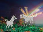The Lost Unicorn's  friend