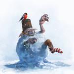 Snowman Mood