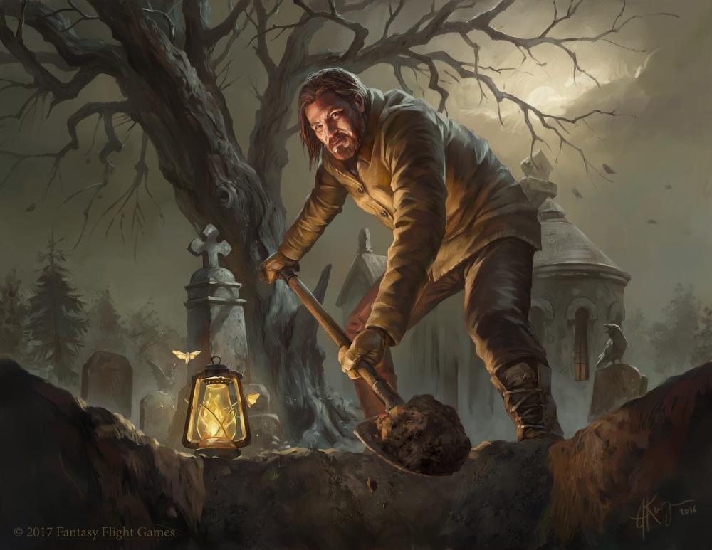 Bury Them Deep by AlexanderExorcist