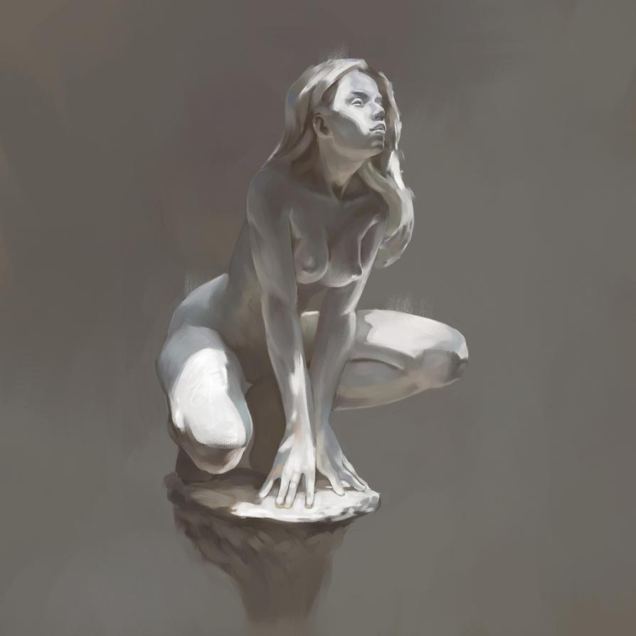 Girl by AlexanderExorcist