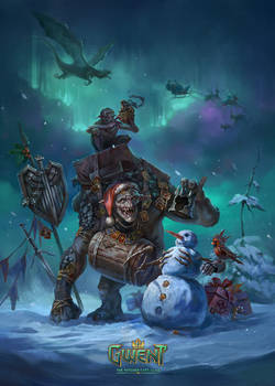 Gwent Holiday Card