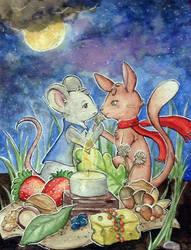 Piknik under the Moon