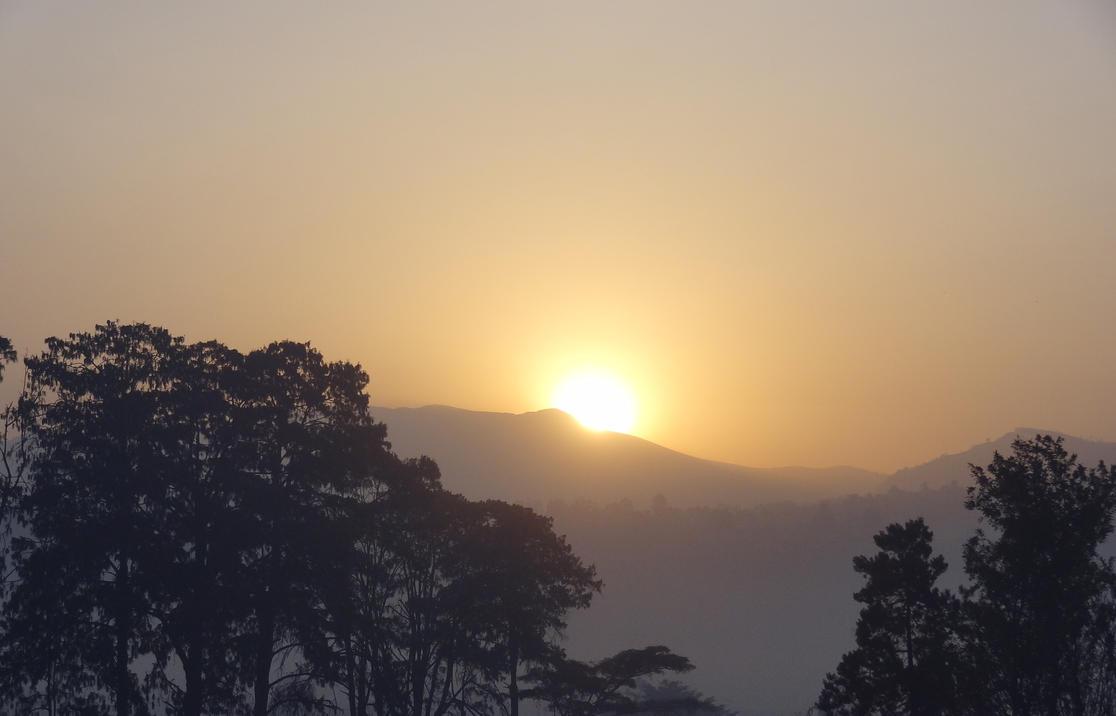 Sunrise 3 by Maxwelb