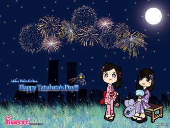Happy Tanabata's Day by Daga95