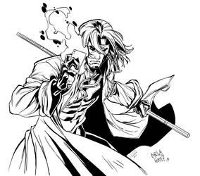 Inked Gambit Sketch