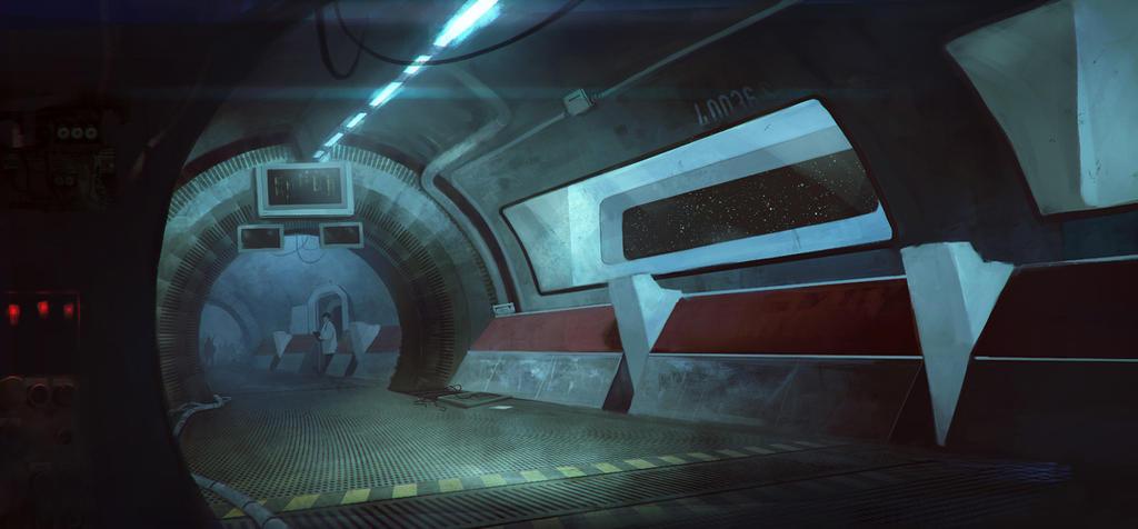 Walkure Space Station by BorjaPindado on DeviantArt
