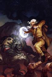 The Trellborg Monstrosities by BorjaPindado