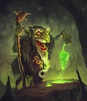 Shaman Goblin
