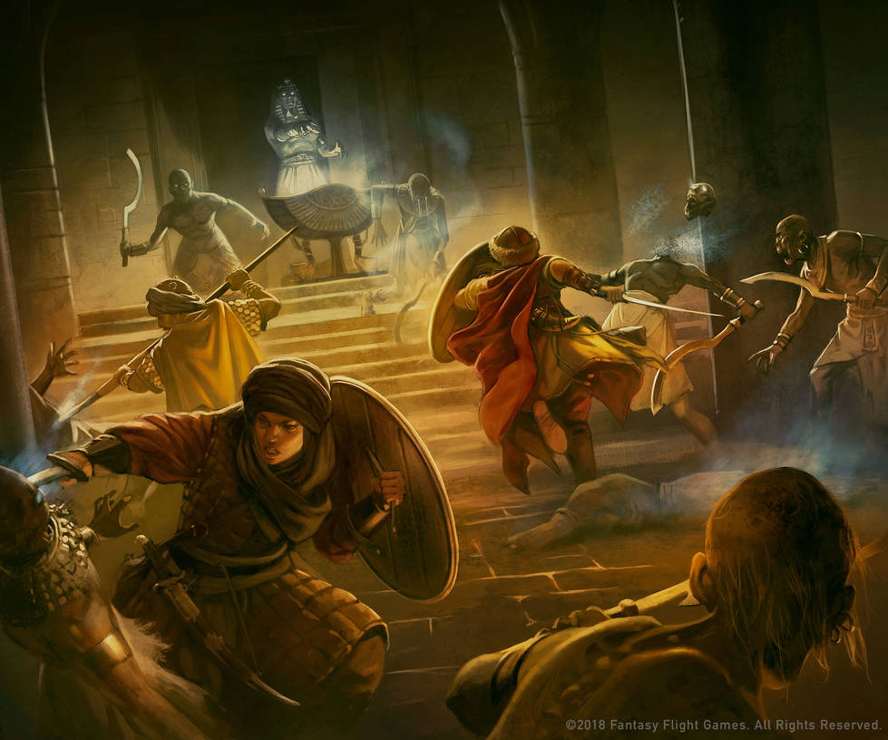 The Dead Kingdom War by BorjaPindado