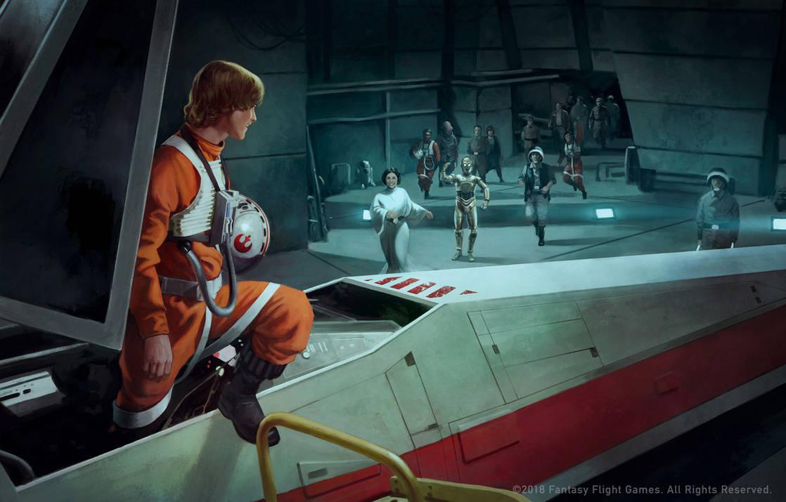Rebels Heroes Chapter Plate by BorjaPindado