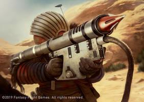 Harpoon Gun