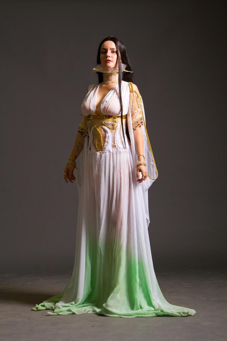 Van Helsing Aleera Costume