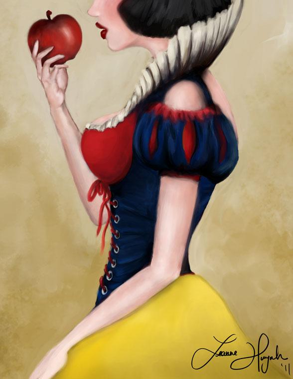 Snow White by faedri