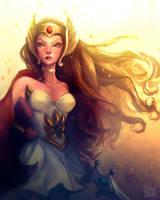 She-Ra by faedri