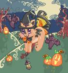 Halloween Licorice