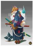 doggo swordsman