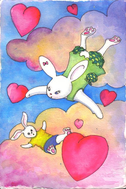 Falling in Love by taralse