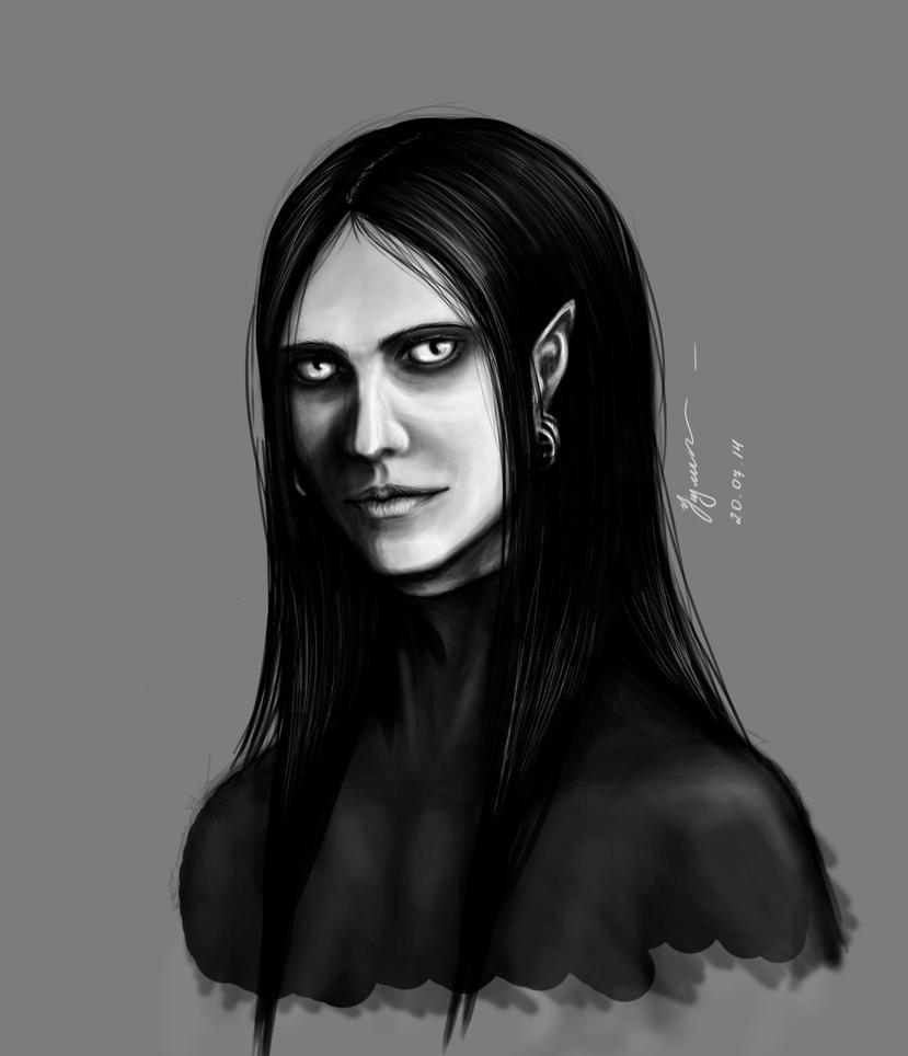 Morgoroth by ChernyPlamen