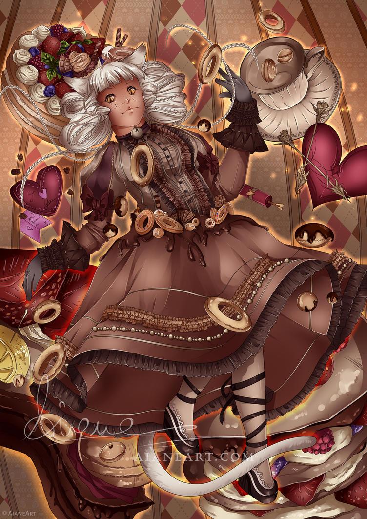 Sugar Wonderland by aianeart