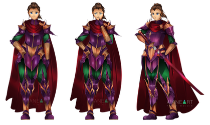VN Character Design