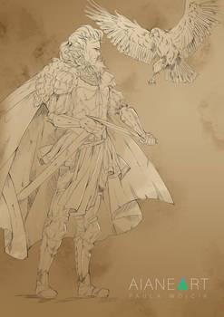 DnD Setting Character: Eygir