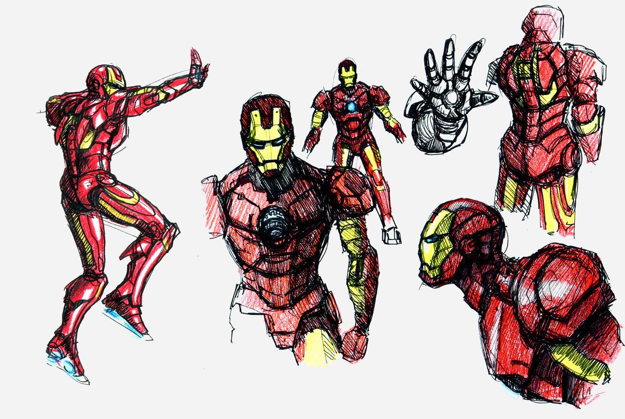 Iron Man - Taringa!