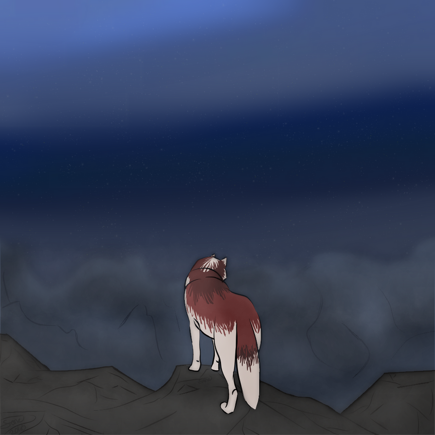 Sightless Night by TheStoneOfDoom