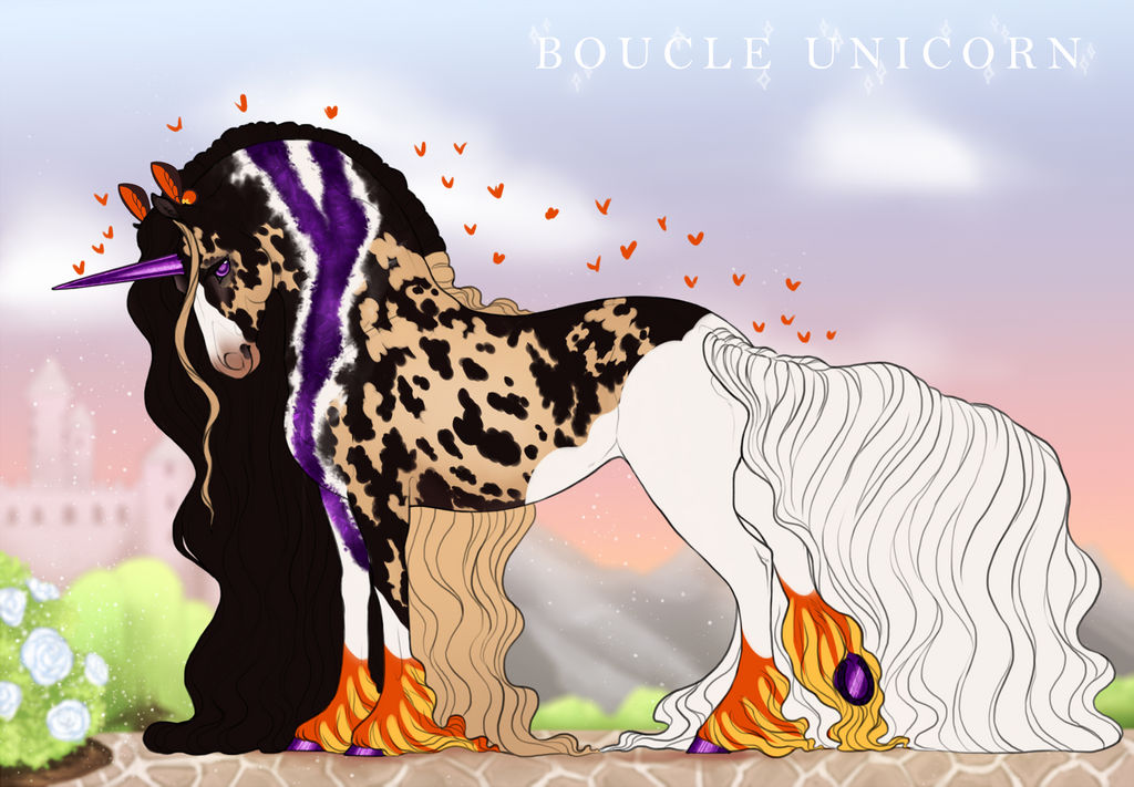 H333 Boucle Unicorn Import