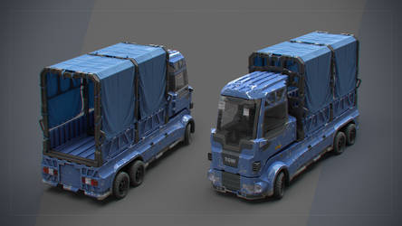 Compact Cargo Truck