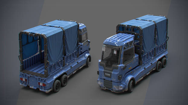 Compact Cargo Truck