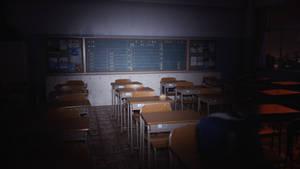 Classroom (Flashlight) by iCephei