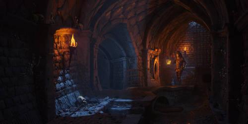 Underground patrol