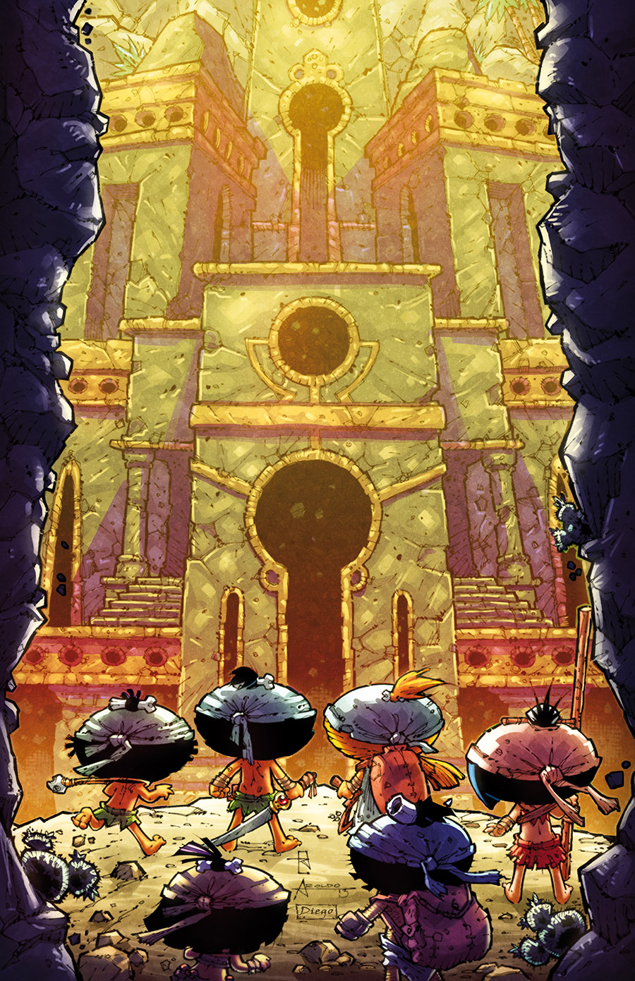 PG#23 - Cover Color by RoloMallada