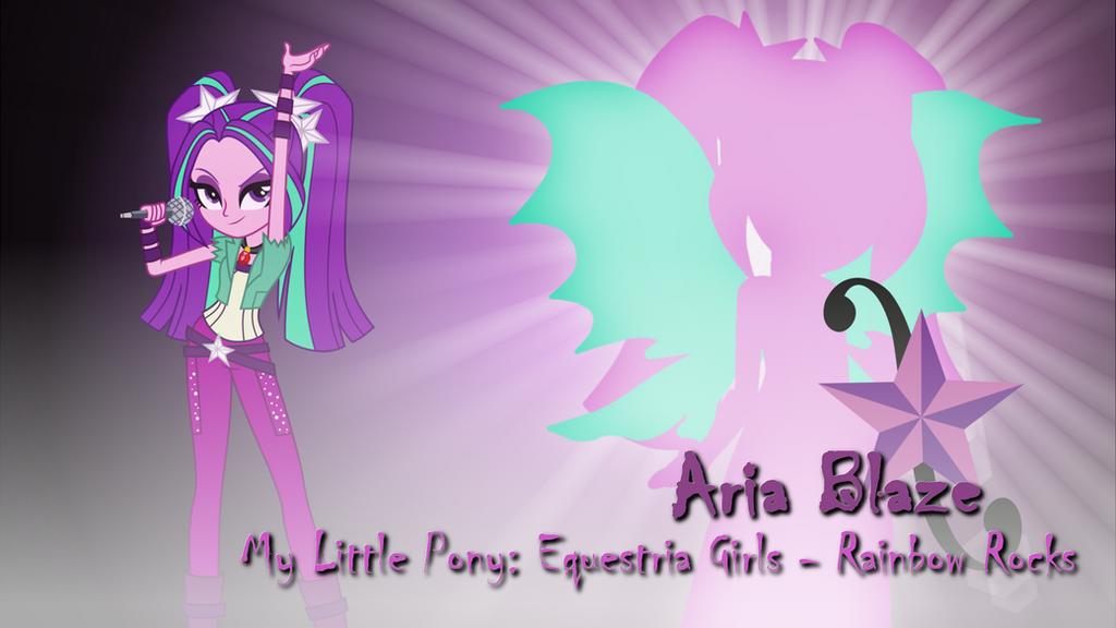 Mlp Aria Blaze Wallpaper