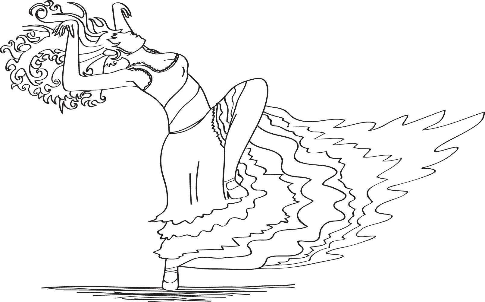 Flamenco by zlajonja