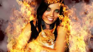 Fire Kittens