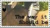 Bareback stamp by Emotionless-animal