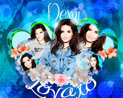 Demi Queen by DreamColorsInMyLife