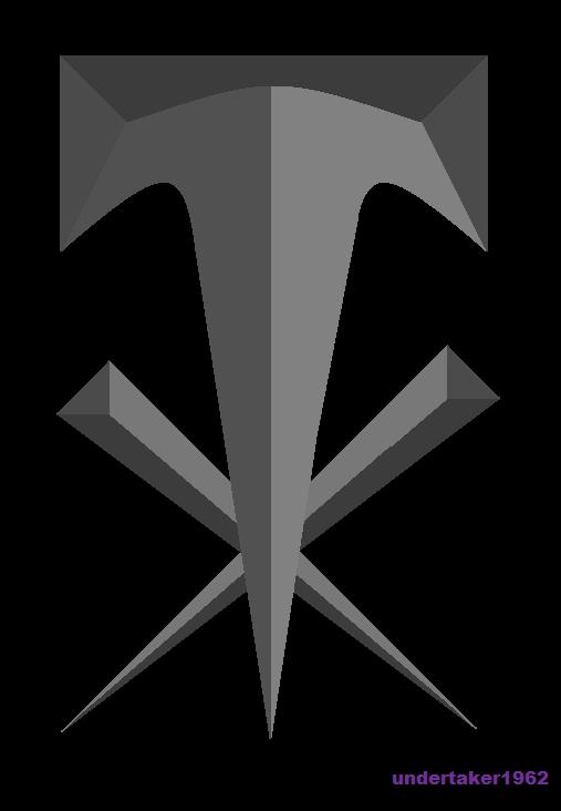 WWF Pictures Undertaker Symbol