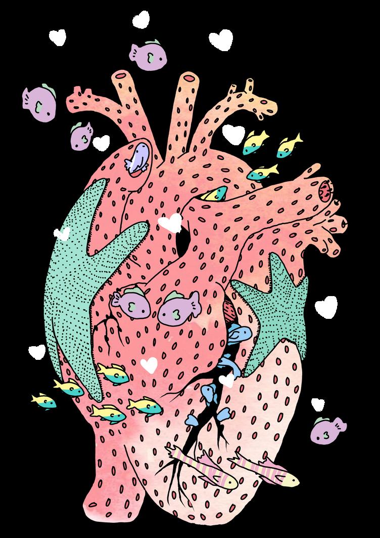 Coral by Vossen-Art
