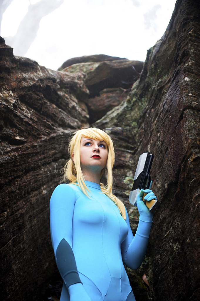 Zero Mission: Zero Suit 3 by HayleyElise
