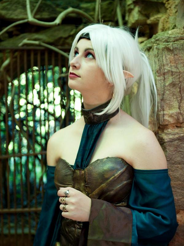 Dragon Age Origins: Mage Origin 5 by HayleyElise