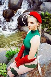 Street Fighter: Cammy White 1 by HayleyElise