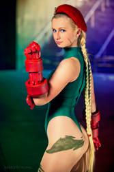 Street Fighter: Cammy White by HayleyElise