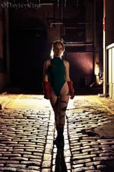 Street Fighter: Cammy by HayleyElise