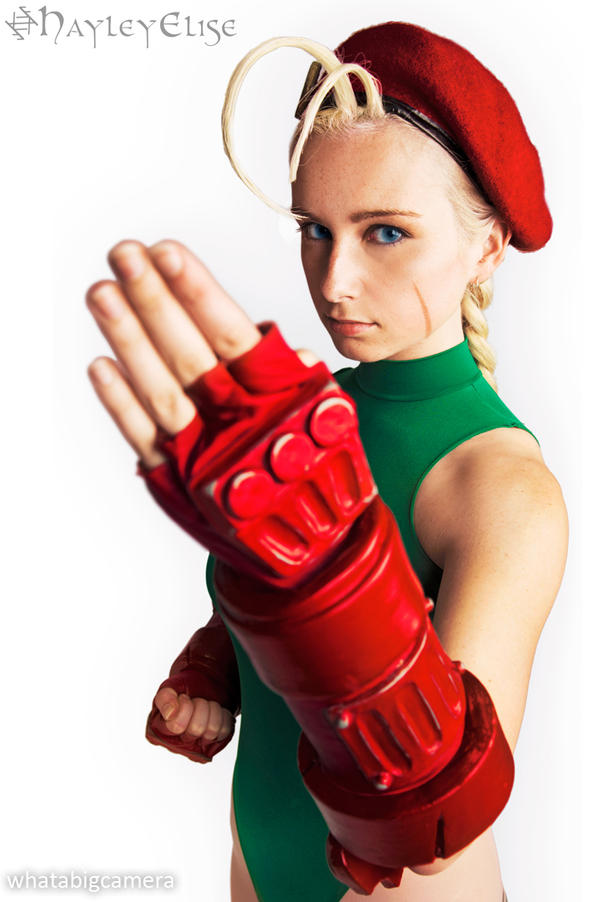 Street Fighter: Delta Red 2 by HayleyElise